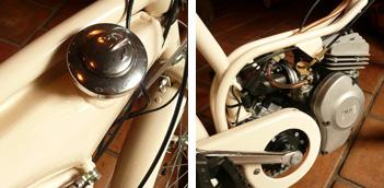 自転車の 原付自転車 税金 : ... GenCha モペット式原付自転車